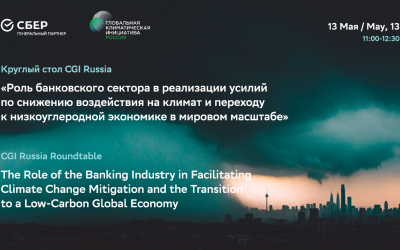 The Role of the Banking Industry in Facilitating Climate Change Mitigation and the Transition to a Low-Carbon Global Economy